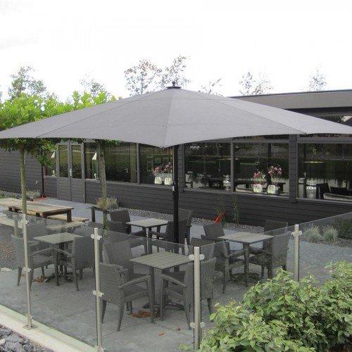 parasol de terrasse | design et personnalisable et de qualité supérieure